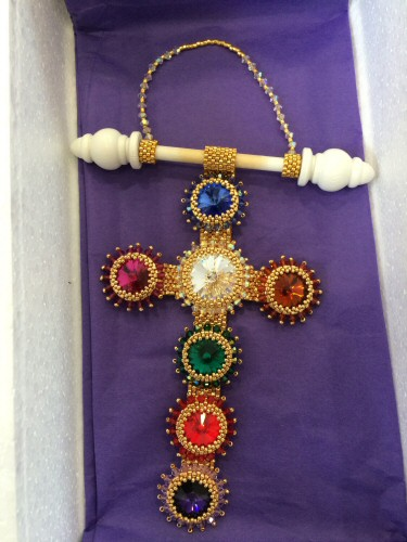 bead cross